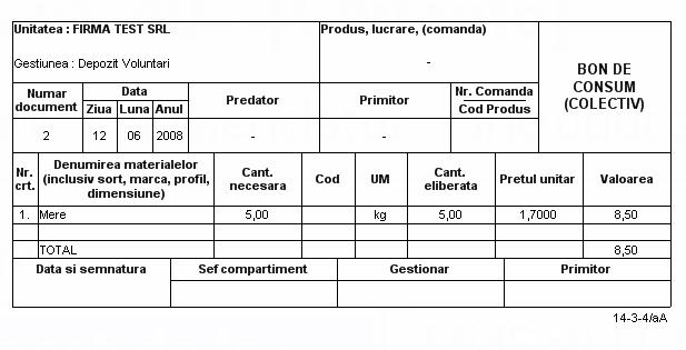 Ce este bonul de consum și cine îl folosește?